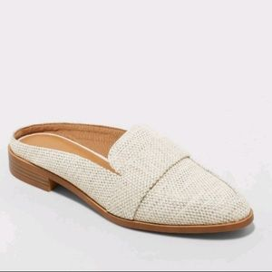 Women's Amber Backless Loafer Mules 9.5